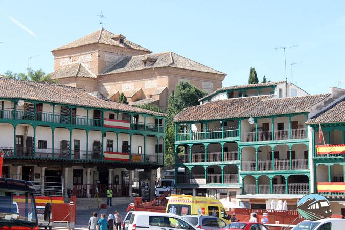 Plaza Mayor Chinchón