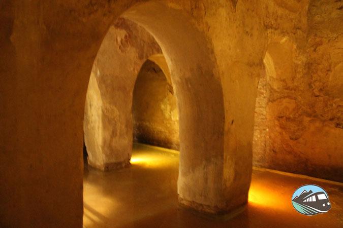 Aljibe del Alcázar de la Vera Cruz – Caravaca de la Cruz