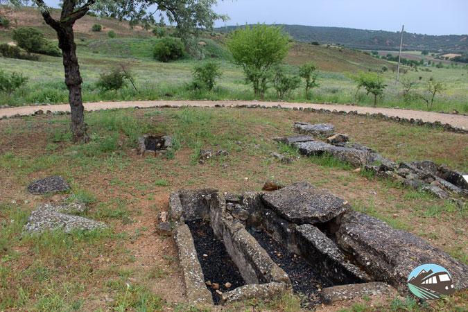 Necrópolis de Segóbriga
