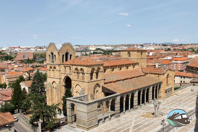 Basílica de San Vicente – Ávila