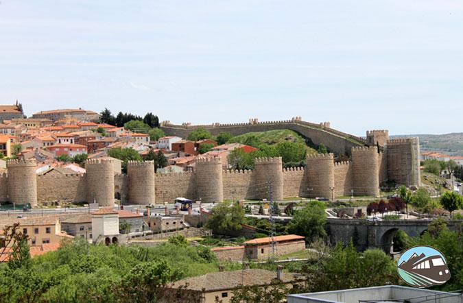 Los Cuatro Postes – Ávila