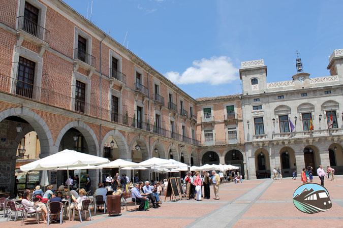 Plaza del Mercado Chico - Ávila