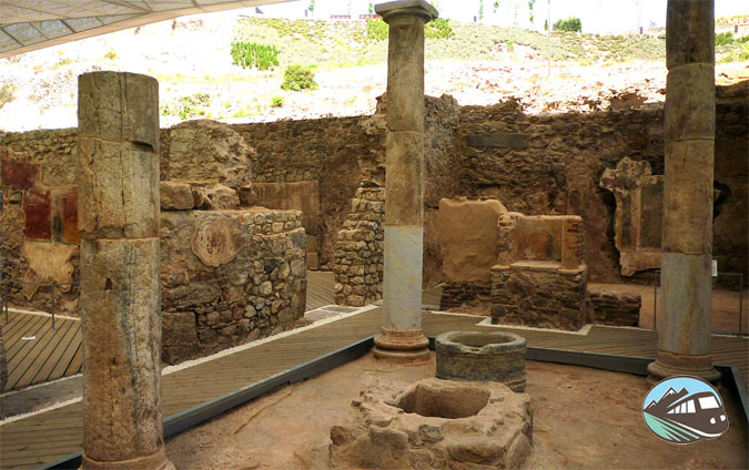 El Barrio del Foro Romano - Cartagena