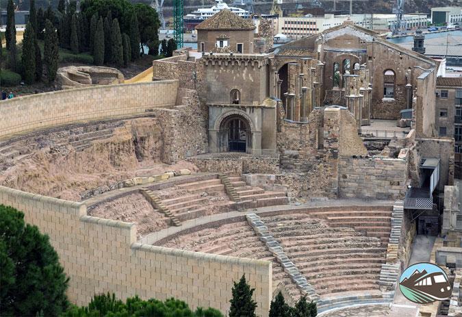 Museo del Teatro Romano - Cartagena