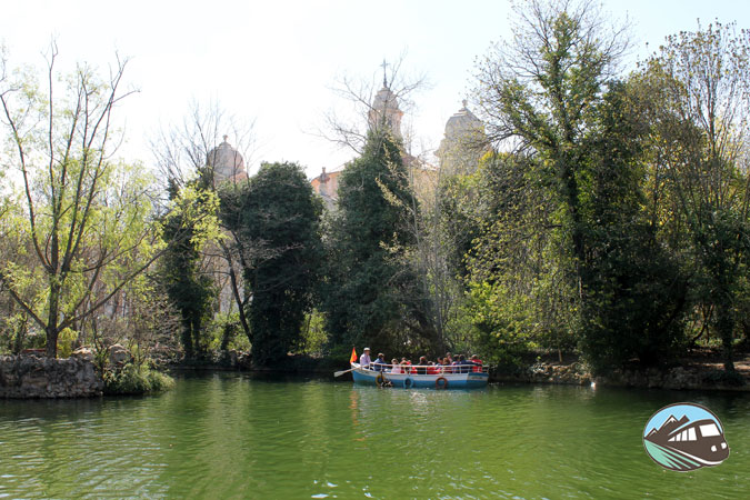 Parque de Campo Grande - Valladolid