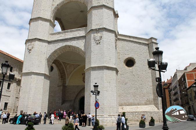 Iglesia de San Benito en Valladolid