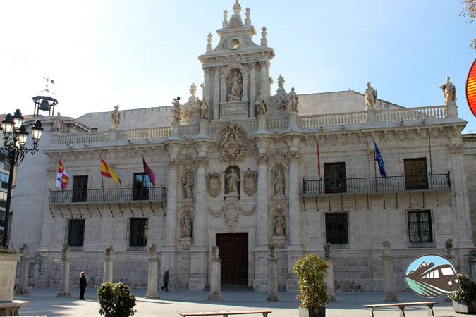 Plaza de la Universidad de Valladolid