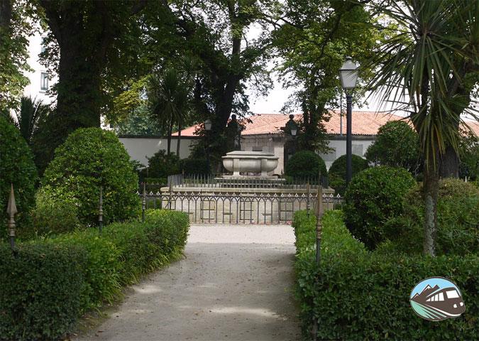 Jardín de San Carlos