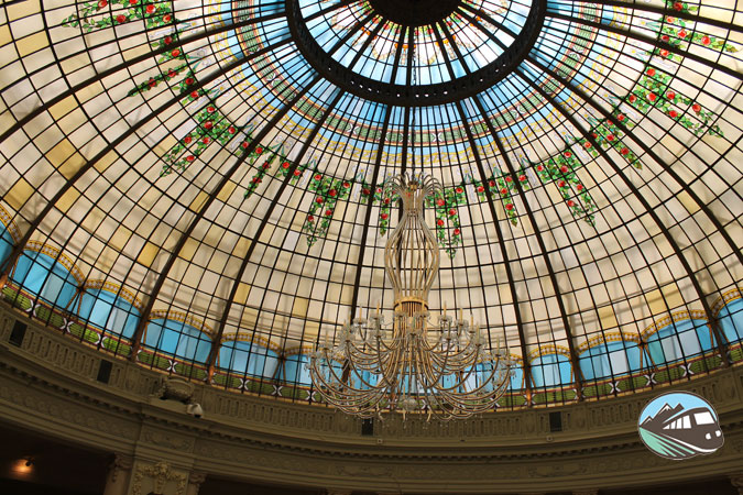 Cúpula del hotel Palace