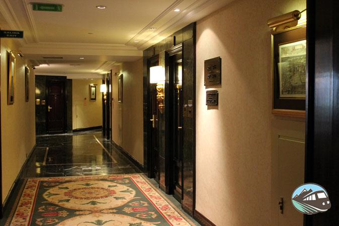 Habitaciones del hotel Palace