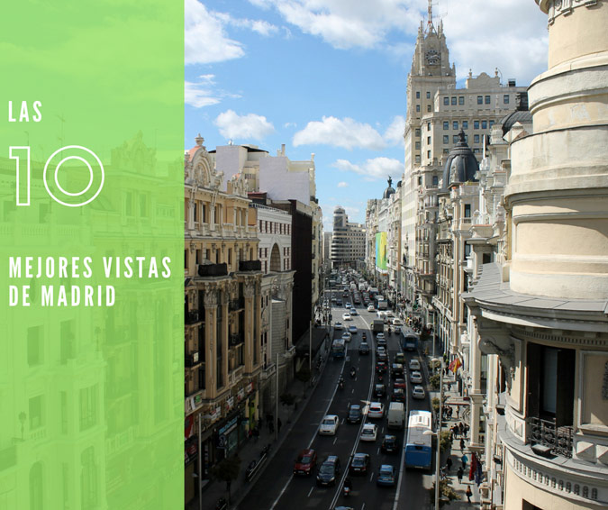 Mejores vistas de Madrid