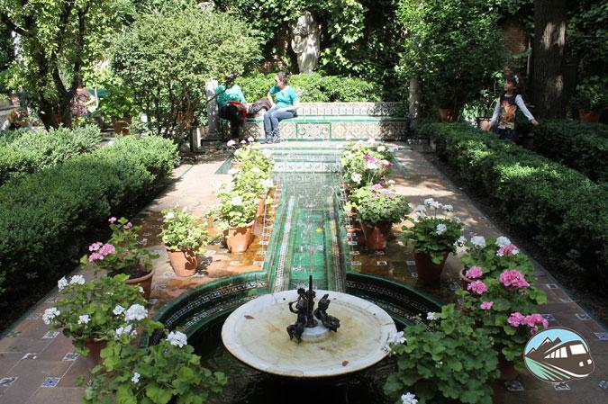 Jardín museo Sorolla – Madrid