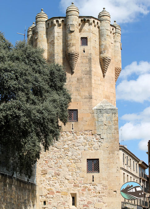 Torre del Clavero – Salamanca