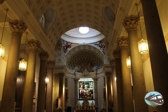 Real Oratorio del Caballero de Gracia – Madrid