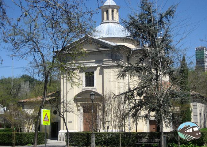 Ermita de San Antonio de la Florida – Madrid