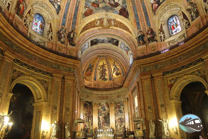 Basílica de San Francisco el Grande - Madrid
