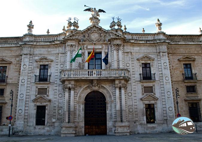 Real fábrica de tabaco – Sevilla