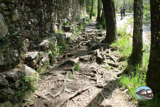 Camino de Las Batuecas