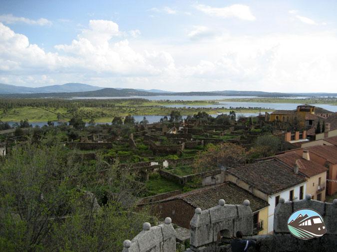 Vistas desde Granadilla