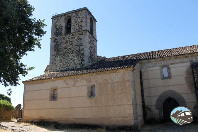 Iglesia de la Asunción en Granadilla