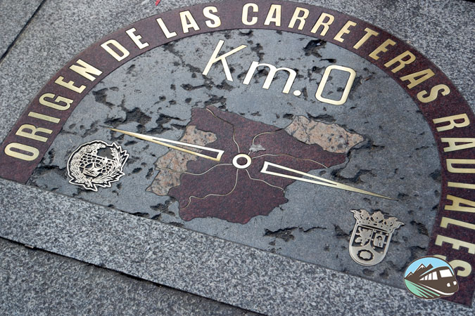 Km 0 – Madrid