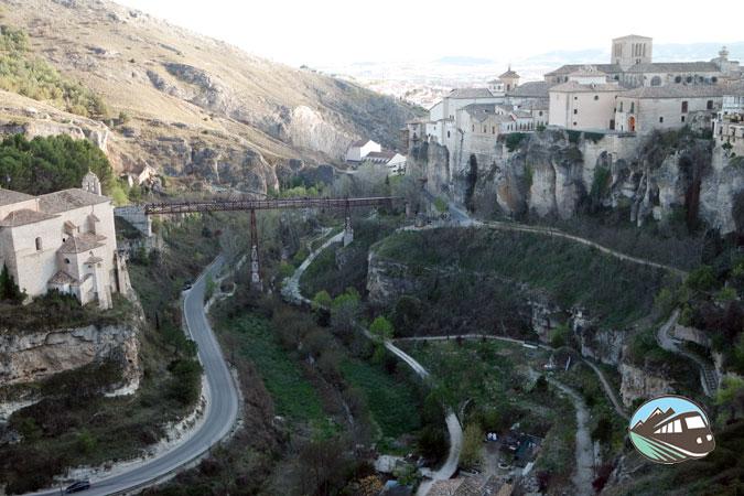 Puente de San Pablo - Cuenca