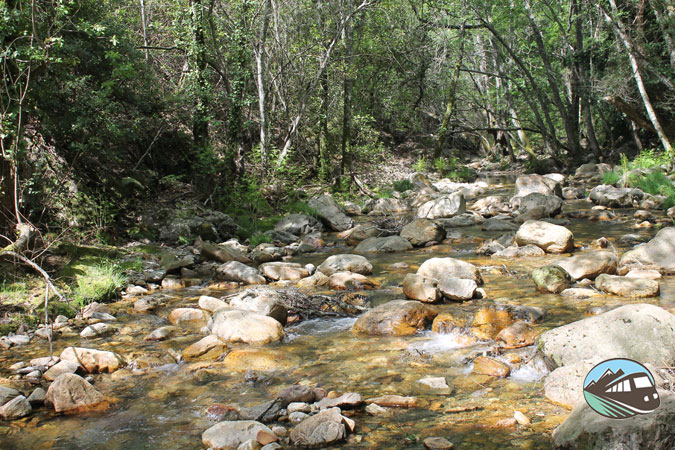 Río Batueca - Sierra de Francia