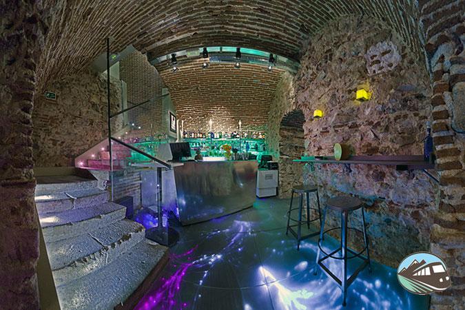 La cueva de Sandó – Madrid