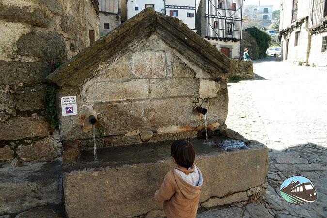 Fuente – La Alberca