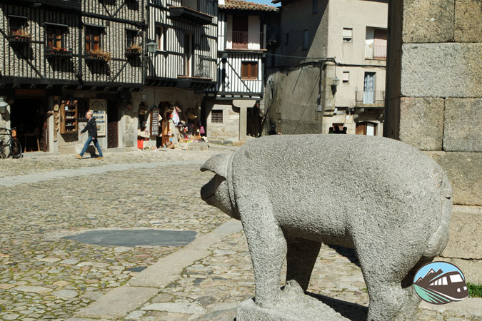 Marrano de San Antón - La Alberca