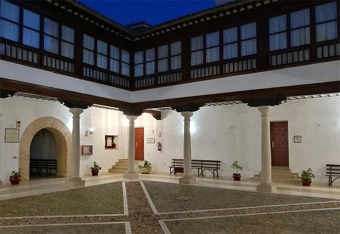 Palacio de los Condes de Valdeparaíso - Almagro