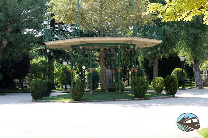 Parque Alameda de Cervantes - Soria