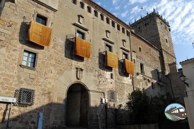 Palacio de Mirabel - Plasencia
