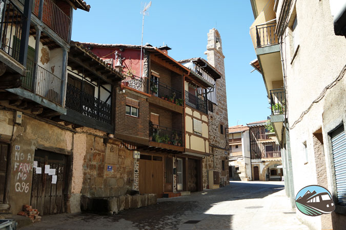 Calles de Sotoserrano