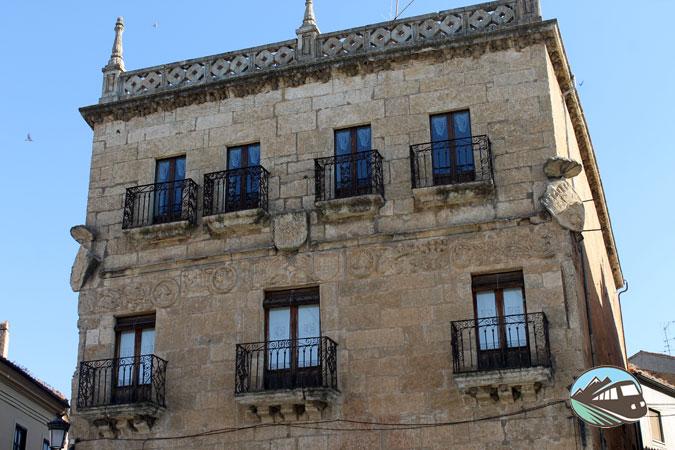 Casa del Primer Marqués de Cerralbo – Ciudad Rodrigo