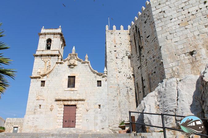 Ermitorio de la Virgen de la Ermitana – Peñíscola