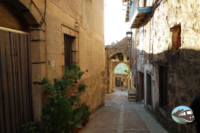 Puerta de Miranda de Castañar