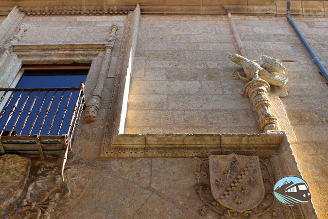 Palacio de las Águilas - Ciudad Rodrigo
