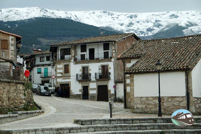 Calles de Candelario