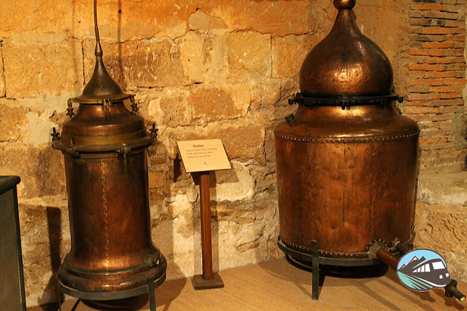 Museo del Vino – Monasterio de Piedra