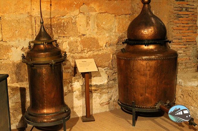 Museo del Vino - Monasterio de Piedra