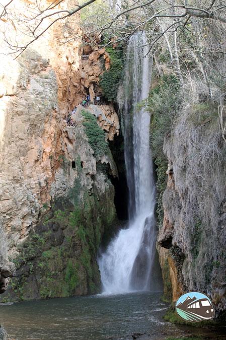 Cascada Cola de Caballo - Parque del Monasterio de Piedra