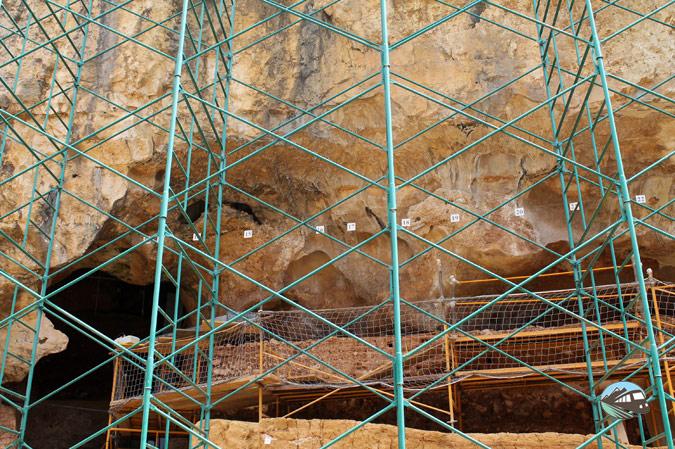 Yacimiento de Atapuerca - La Galería