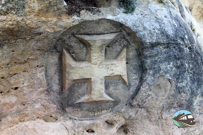 Cruz del Temple - Las Caras de Buendía