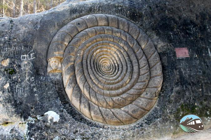 Espiral del brujo – Las Caras de Buendía