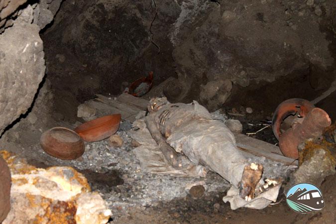 Enterramiento Guache - Icod de los Vinos