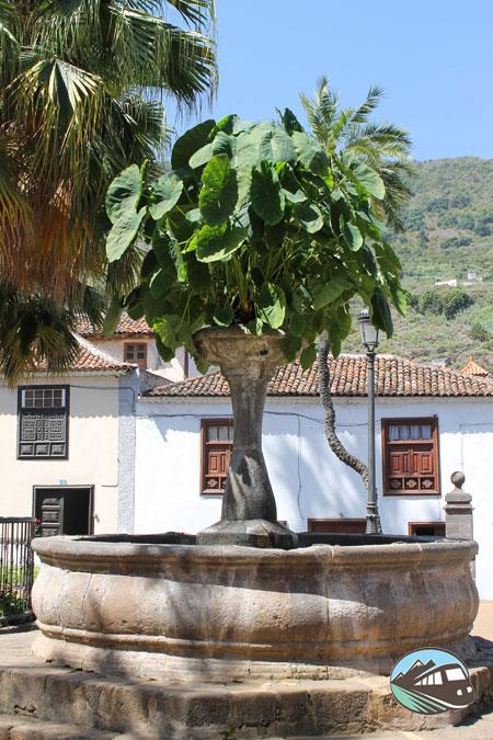 Plaza de la Pila - Icod de los Vinos