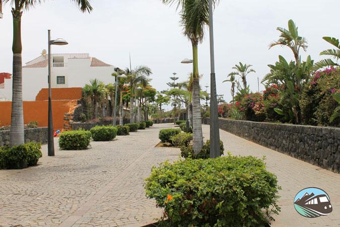Paseo de San Telmo - Puerto de la Cruz
