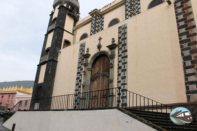Iglesia de nuestra Señora de la Concepción – La Orotava