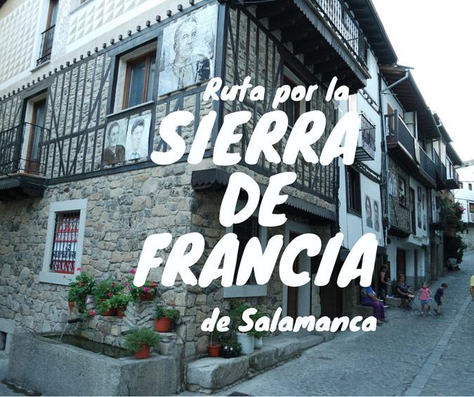 Ruta Sierra de Francia